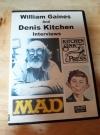 DVD: William Gaines and Denis Kitchen Interviews • USA