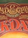 Image of Jack Davis / Gerald & Cullen Rapp Promo Poster w/ Alfred E Neuman