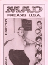 MAD Freaks U.S.A. #6 • USA Original price: $1 Publication Date: 1981