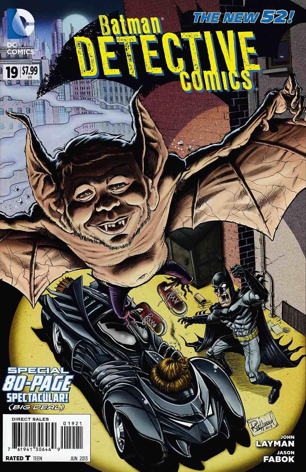 Batman Detective Comics #19 • USA