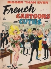 French Cartoons and Cuties #33 • USA Original price: 25c Publication Date: September 1963