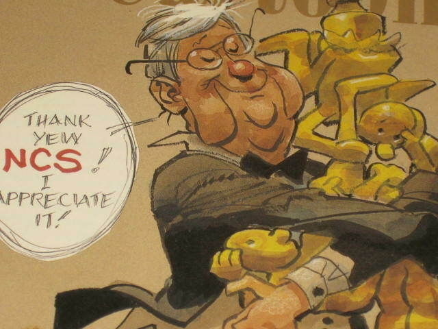 The Cartoonist / National Cartoonist Society (NCS) Newsletter • USA