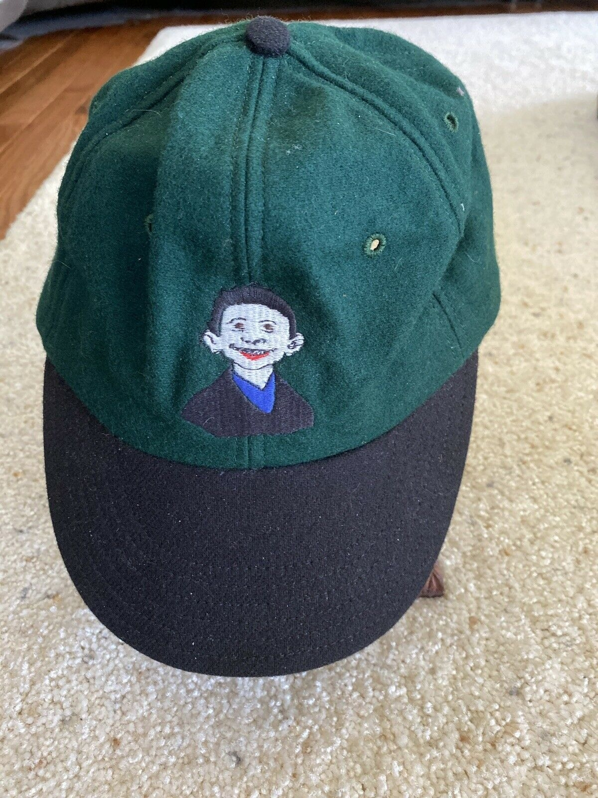 Mad Magazine Reproduction Cooperstown Ball Cap • USA