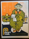 Image of Pearl Jam Ames State College Pittsburgh Philadelphia Poster