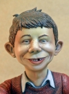Revell Alfred E. Neuman Plastic Model - Build Version