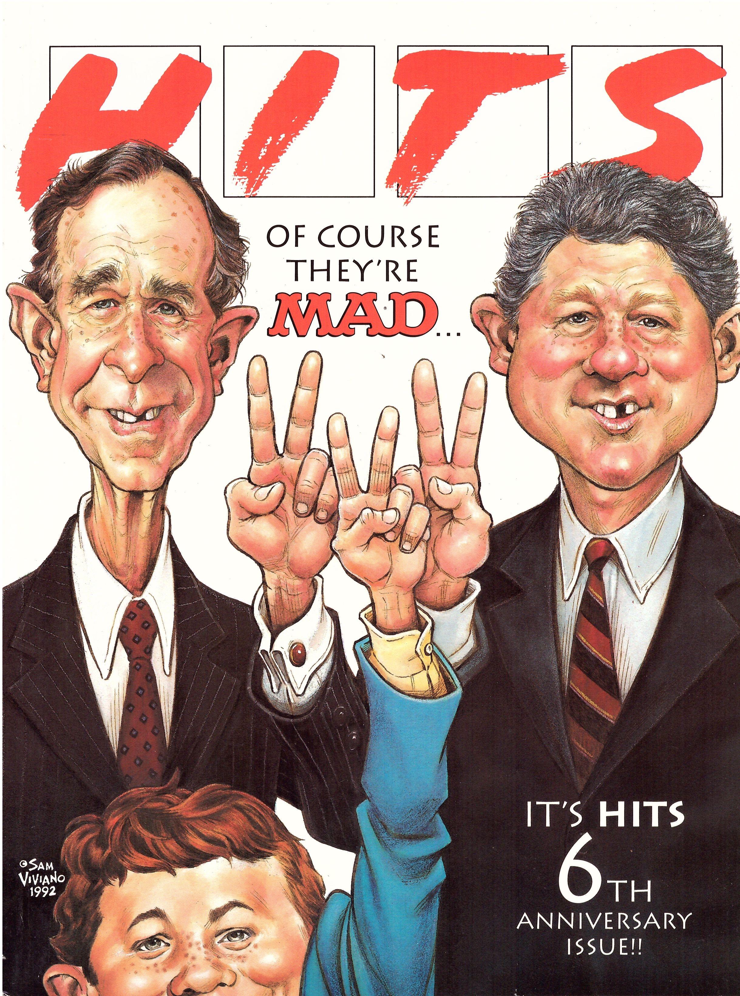 Hits Magazine  - Anniversary Issue #6 • USA