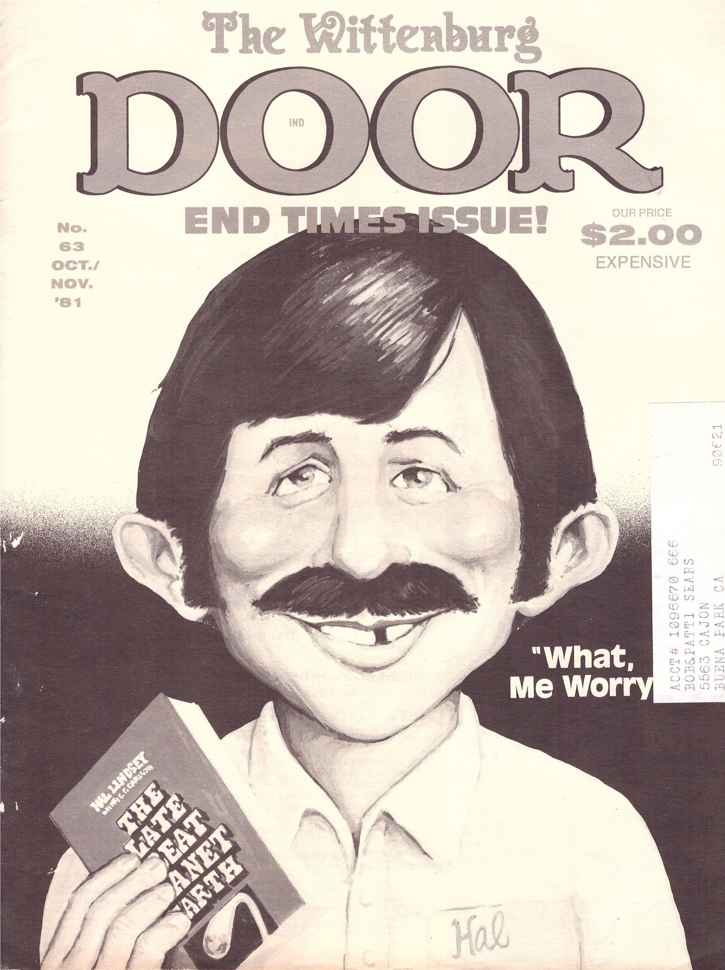 The Wittenburg Door #63 • USA