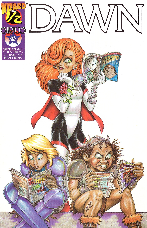 "Dawn - Special ""Hey Kids, Comics!"" Edition #0.5 • USA"