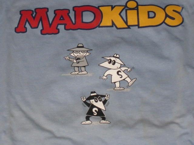 Longsleeve MAD Kids Promotional • USA