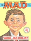 Image of Etikett Magazine 1986 #4 with MAD Magazine spoof