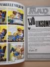 Image of Etikett Magazine with MAD Magazine spoof