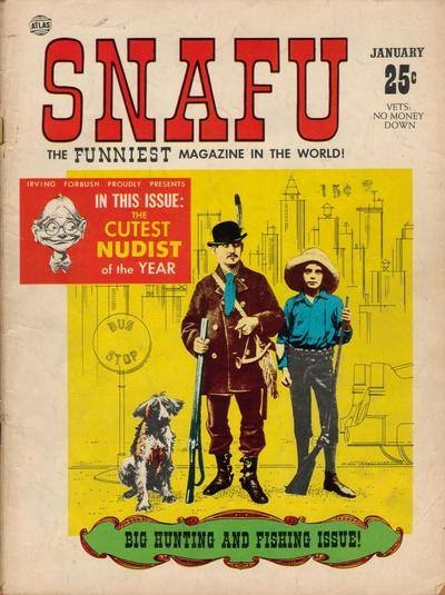 Snafu Magazine #2 • USA