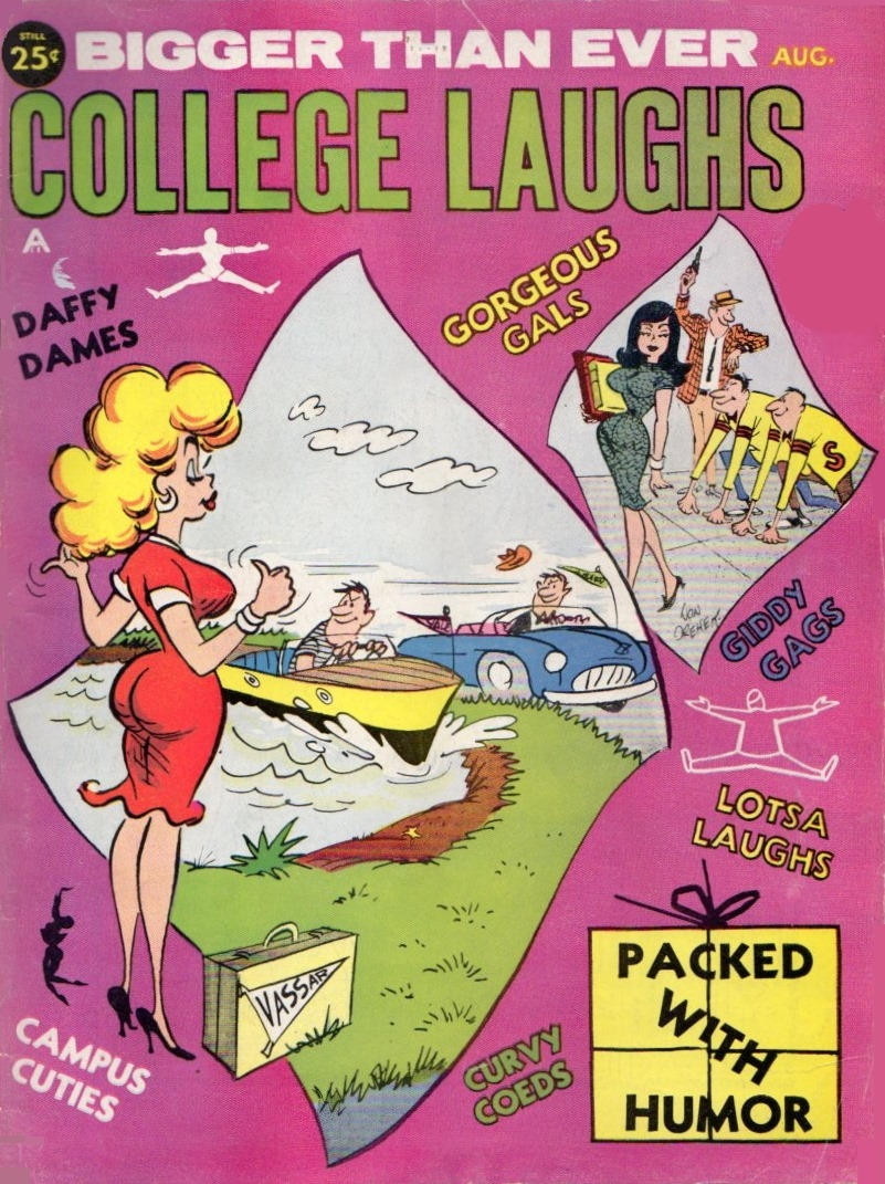 College Laughs • USA