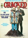 Cracked Magazine #9 • Great Britain Original price: 25p