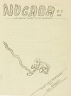Nugada Cracked Fanzine #1 • USA Publication Date: March 1959