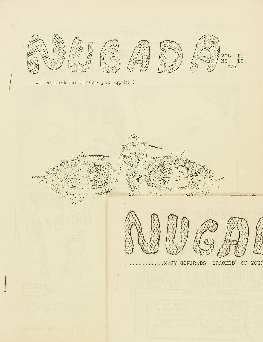 Nugada Cracked Fanzine • USA
