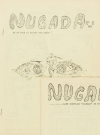 Nugada Cracked Fanzine #2 • USA Publication Date: May 1959