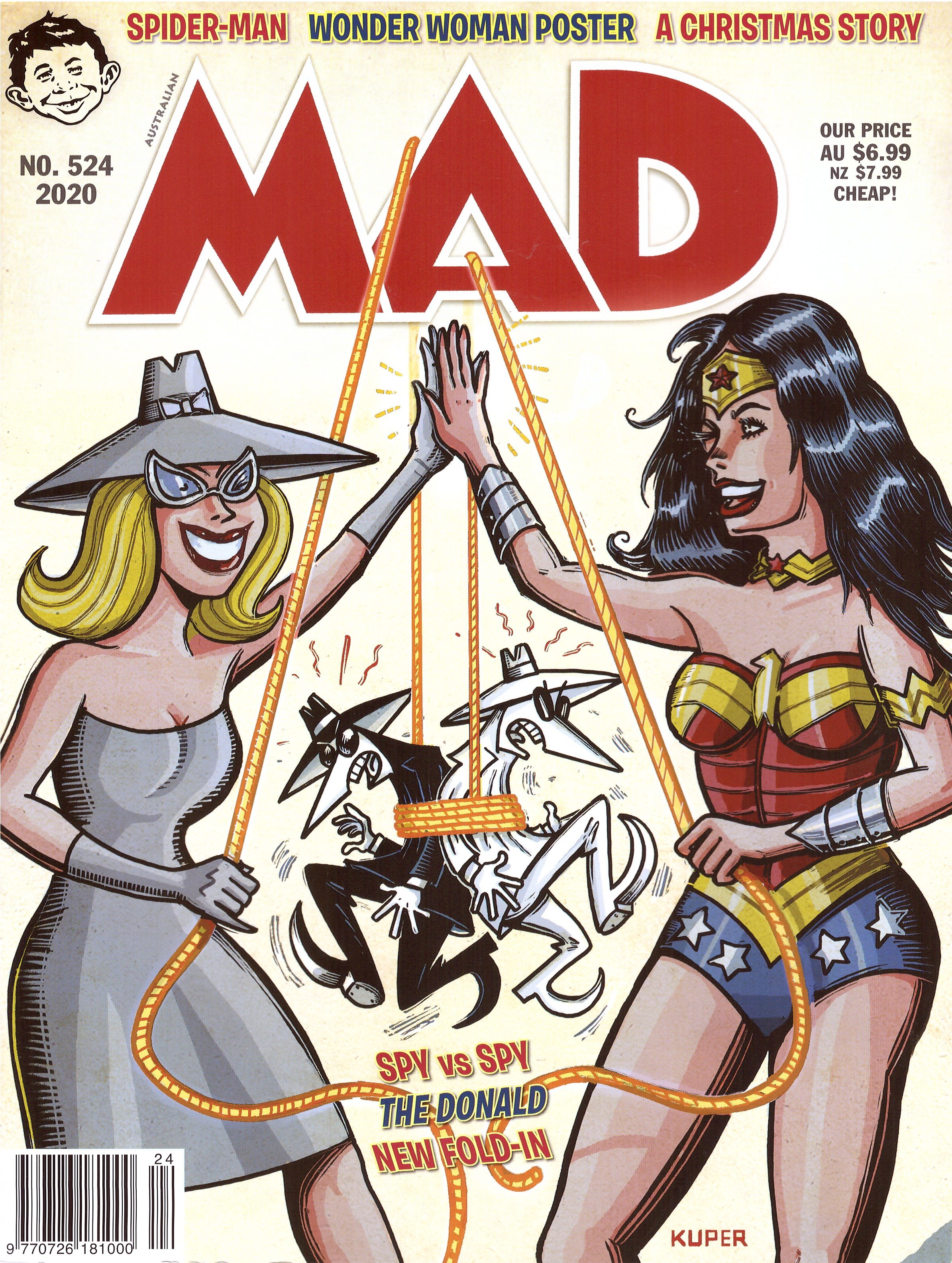 MAD Magazine • Australia • 1st Edition