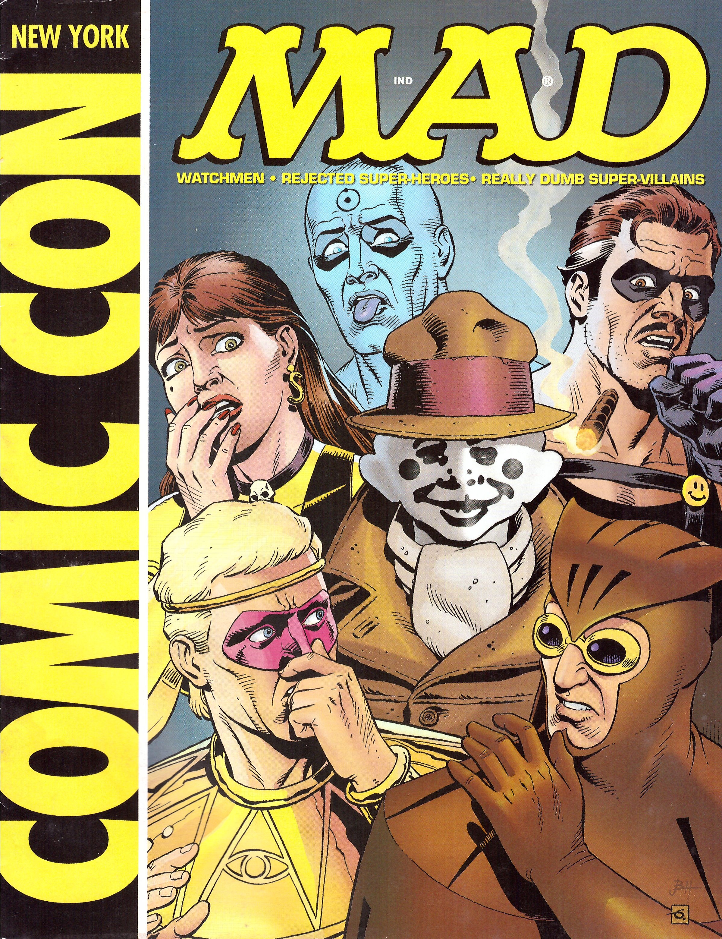 MAD New York ComicCon Special Edition • USA • 1st Edition - New York
