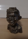 Image of Pewter Alfred E. Neuman Bust