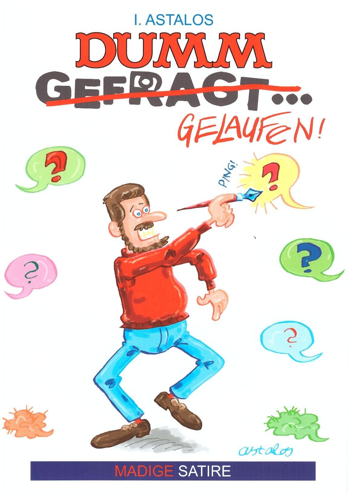 Dumm Gelaufen! • Germany • 2nd Edition - Dino/Panini