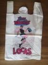 Image of Promotional MAD Magazine Plastic Bag - Back