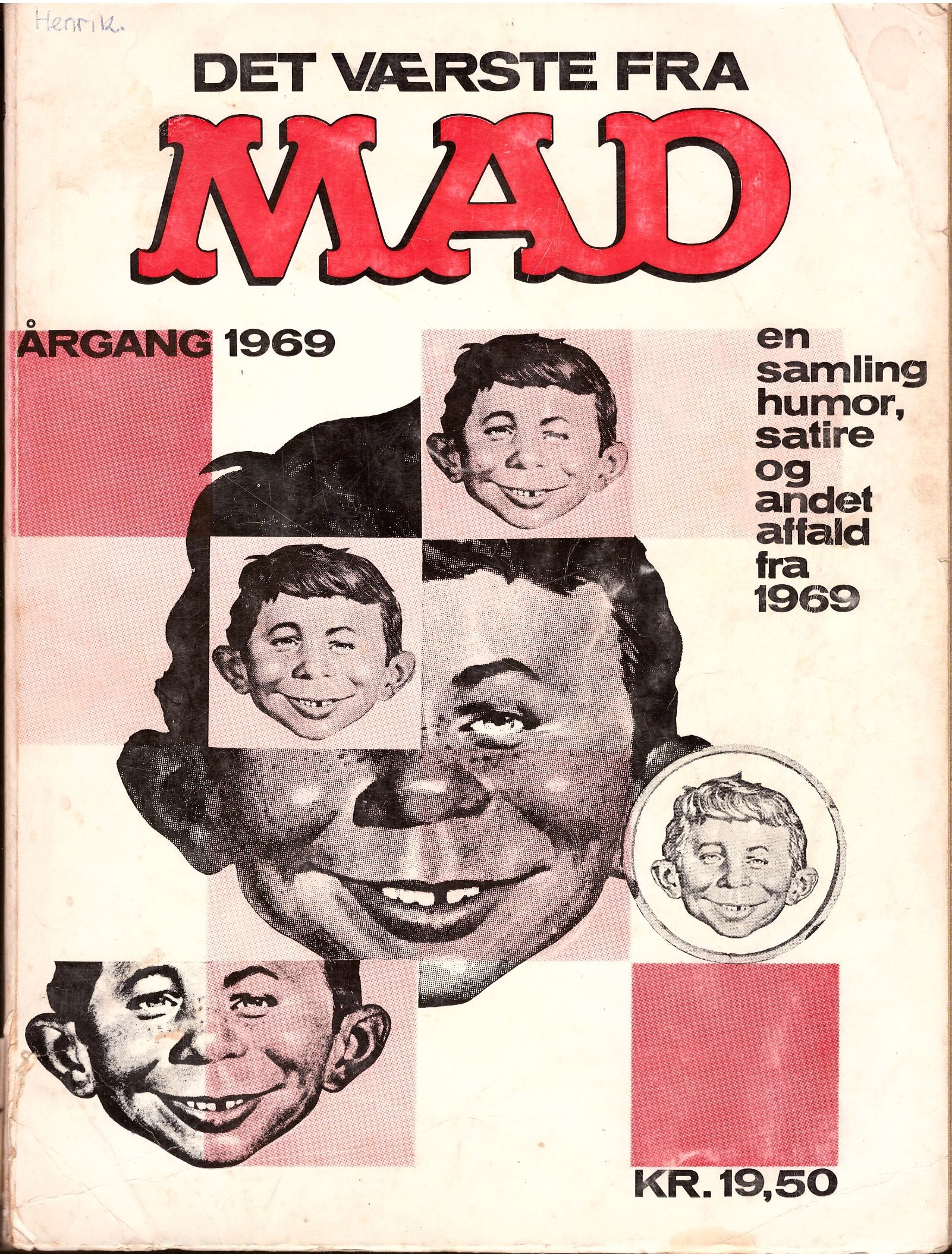 Miscellaneous MAD Specials • Denmark • 1st Edition - Williams