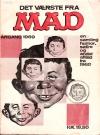 Det Vǽrste Fra Mad 1969 • Denmark • 1st Edition - Williams Original price: 19.50KR Publication Date: 1969
