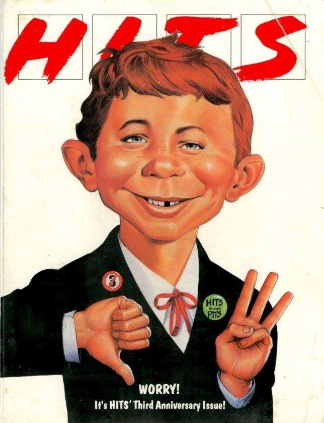 Hits Magazine  - Anniversary Issue #3 • USA