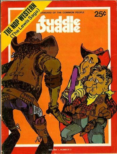 Fuddle Duddle #2 • Canada