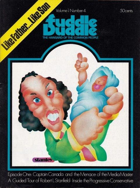 Fuddle Duddle #4 • Canada