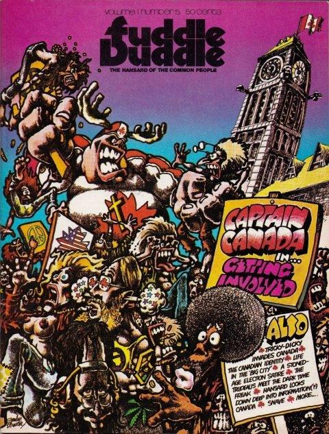 Fuddle Duddle #5 • Canada