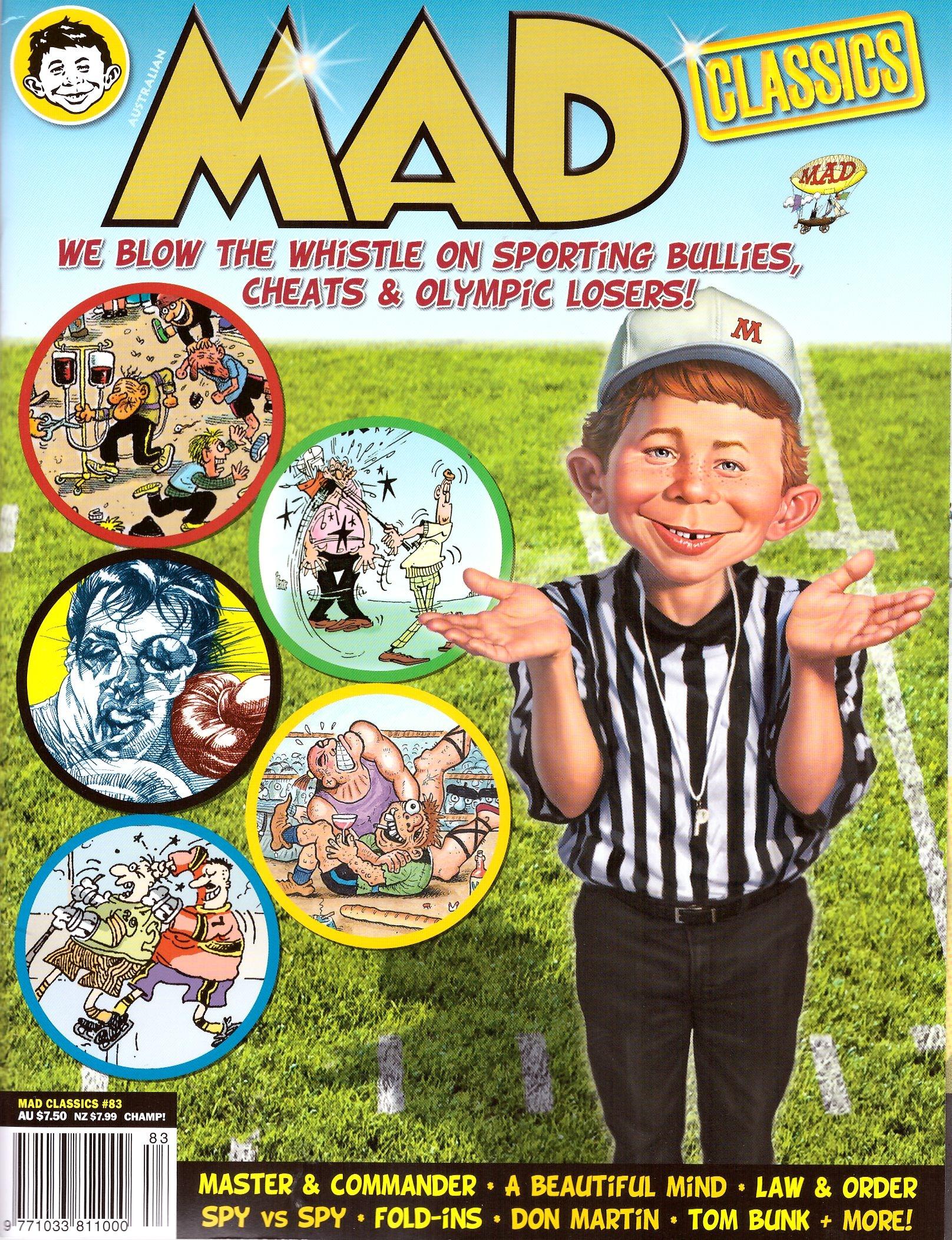 MAD Classics #83 • Australia