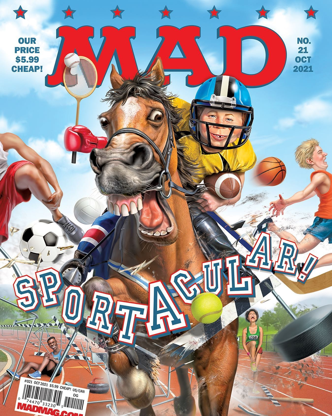 MAD Magazine • USA • 2nd Edition - California