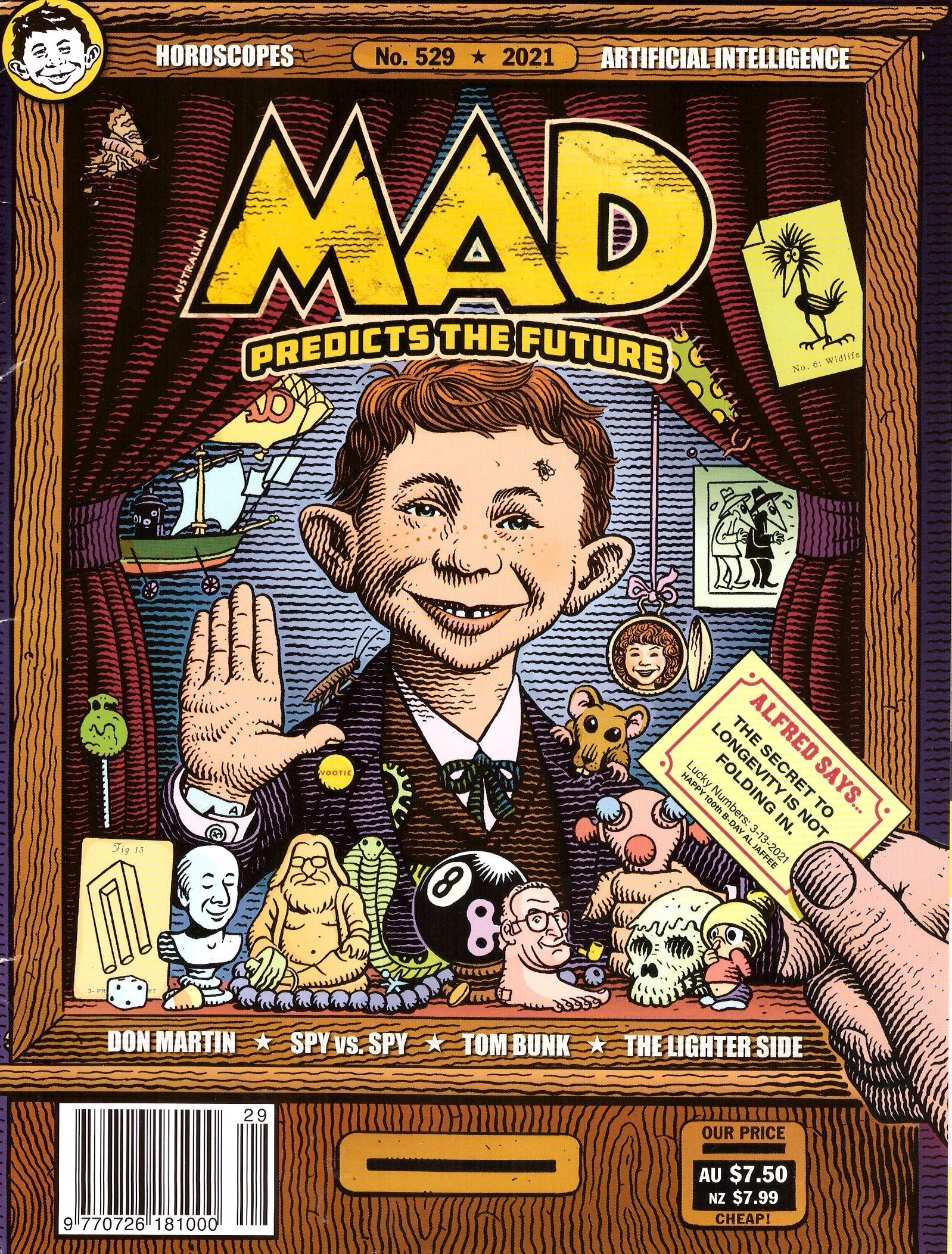 MAD Magazine #529 • Australia
