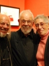 Image of Tom Bunk with Al & Joyce Jaffee