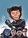 Image of Wolverine artwork by Chris Wahl