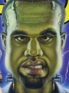 Drawn Picture of Kanye West