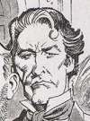 Drawn Picture of Kevin Kline