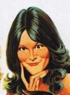 Drawn Picture of Kate Jackson