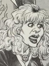 "Image of Loretta Swit in the MAD article ""The Devil You Say! - The Satan-Worshippers Sitcom"" by Sam Viviano"
