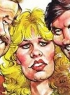Drawn Picture of Loretta Swit