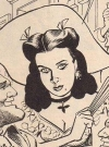 Drawn Picture of Vivien Leigh
