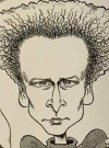 Drawn Picture of Art Garfunkel