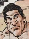 Drawn Picture of Lou Ferrigno