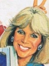 Drawn Picture of Linda Evans
