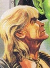 Drawn Picture of Ricardo Montalbán