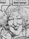 Drawn Picture of Bette Midler