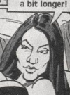 Drawn Picture of Lucy Liu