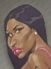 Drawn Picture of Nicki Minaj